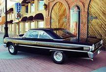 60's cars & trucks / by Joe Henry