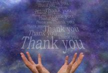 GRATITUDE / Did you know that being grateful for what you have allows you to receive even more to be grateful for!