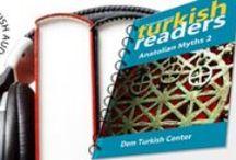 Turkish Language Books / Downloadable and printable Turkish language books for beginner, intermediate and advanced Turkish language learners