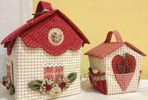petites maisons décoratives