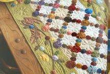 chemin de table en patchwork