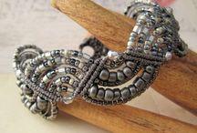 Jewelry - Macrame & Kumihimo / Takı-makreme
