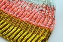 Wool. Knitting