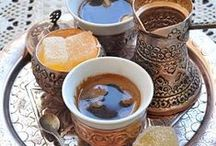 Turkish Food & Drinks / #Turkish #TurkishFoods #TurkishCuisine