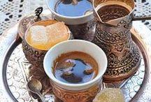 Turkish Food & Drinks / #Turkish #TurkishFoods #TurkishCuisine