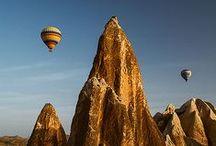 Cappadocia Guide / #Cappadocia #CappadociaGuide #CappadociaTravel #Turkey #travel