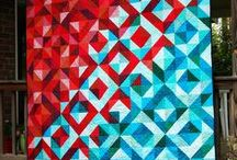 Qte Quilts / some easy (hopefully) quilt projects!