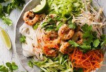 Salades / Les meilleures salades chaudes ou froides pour vos débuts de repas. Préparation rapide et facile pour de délicieuses salades maison.