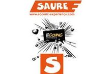 Editorial Saure / specializes in cooperation with organizations linked to social awareness; creating campaigns and content with an artistic, cultural and educational dimentions.
