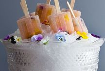 Ice-cream | Sorbet | Popsicle
