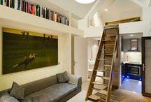 Micro house - interior / 마이크로 하우스 실내