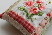 Some Serious Stitching / mostly cross stitching patterns and/or inspiration
