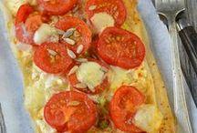 Recettes végétariennes - Vegan / Les meilleures recettes végétariennes à préparer chez soi.