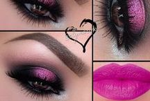 Makeup & Nails / ~ Great ideas to change up our daily looks ~ / by Julie Ray