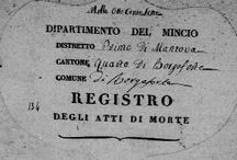 Italian Vital Records