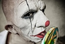 Clowns / by Nancy Carver