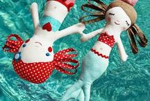 Rag dolls / because I love them