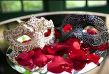Masquerade Wedding / by Raquel Gillis