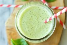 {Healthy} Drink Up! / lighter sips to quench your thirst / by Amy {Amy's Healthy Baking}