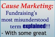 Cause Marketing / Cause Marketing is defined as a partnership between a #Nonprofit and a for-profit for mutual profit.