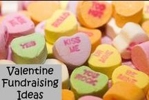 Valentine Fundraising Ideas / Valentines Day provides some fantastic opportunities to raise funds. Here some ideas you could use on and before February 14th!
