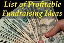 List of Fundraising Ideas / Boost your Fundraising with this top quality List of Fundraising Ideas from RFI. Profitable, unique, big fund, simple, and fun ideas, etc. Backed up by www.rewarding-fundraising-ideas.com/list-of-fundraising-ideas.html