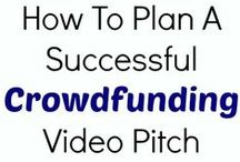 Crowdfunding (Online Donation Campaigns) / The best crowdfunding tips, techniques, platforms, and much more. Learn how to run an online donation fundraiser with success! Backed by www.rewarding-fundraising-ideas.com/crowdfunding.html