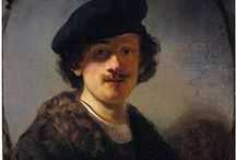This is Rembrandt / Selfie time!