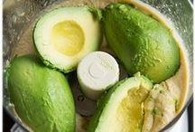All Avocados! / avocado recipes for your sweet & savory cravings! / by Amy {Amy's Healthy Baking}