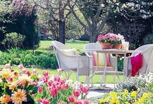 Outdoors / Exterior and garden inspiration