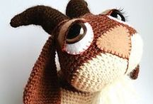 Amigurumi/ Knitted Toys / crochet amigurumi & knitted toys for the young ones (or yourself!)