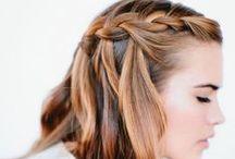 coiffure idéal / La coiffure est un art... <3