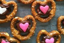 Valentine's Day! / fall in love with these sweet & savory treats, crafts, gifts & more! / by Amy [Amy's Healthy Baking]