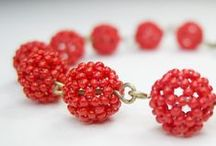 Handmade bracelets / #bracelet #jewelry #beadwork #handmade gift #accessories