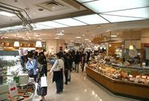 """Let's Go to """"Depa-Chika""""- Food Theme Park Located Underground / http://www.jnize.com/en/article/100000012/"""