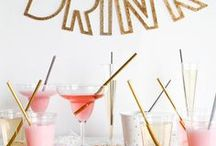 Wedding Beverage Ideas / Fun beverage ideas to make your wedding stand out!