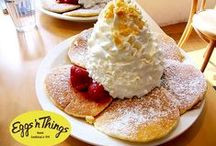 Top recommendation! 'Eggs 'n Things' is THE place for pancakes in Tokyo.