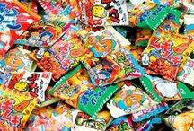 """""""Ebisu Dagashi Bar"""" – All-you-can-eat the Nostalgic Sweets of Old Times / http://www.jnize.com/en/article/100000022/"""