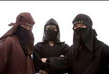 Modern Ninjas!? Let's Go Meet 'Em! / http://www.jnize.com/en/article/100000081/