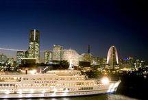 Minatomirai's Night Cruise: Where You Can Take in the Nightscape / http://www.jnize.com/ja/article/100000083/