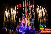 "Absolutely impressed! Tokyo Disneyland night show ""Once Upon a Time"""