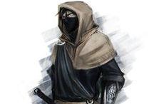 Character Design - Men