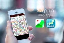 They're almost too convenient! The latest map apps that are indispensable when visiting Japan!