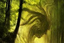 Creatures - Wood