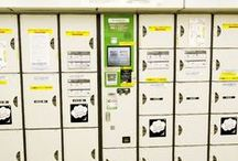 Make the most of Japan's coin lockers!