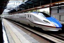 """I Want to Go! I Want to Ride!  Japan's Latest """"Shinkansen"""""""