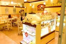 Super MOE! Harajuku PomPom Purin Café