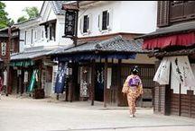 A Glimpse into the Edo Period Japan – Toei Kyoto Studio Park