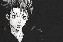Anime & Manga - Guys