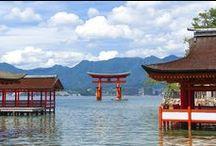 Itsukushima – The Magical Floating Shrine
